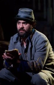 Cody Nickell in The Arden Theatre's production of The Whipping Man