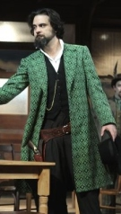 "Cody Nickell in the Folger Theatre's ""The Taming of the Shrew"""