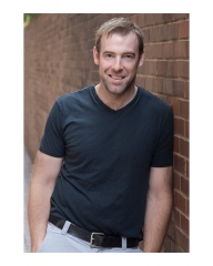 "Ian Merrill Peakes will be portraying Dale Wiston in Gulfshore Playhouse's production of ""Something Intangible""."