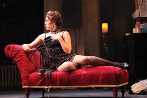 Kelley Curran as Venus in the Moonlight