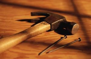 hammer-and-nails