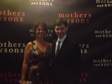 Opening Night of MOTHERS AND SONS on Broadway