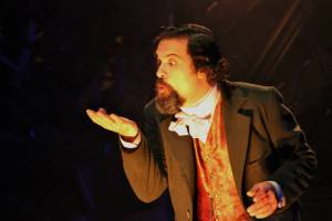 Cody Nickell in JACOB MARLEY'S CHRISTMAS CAROL